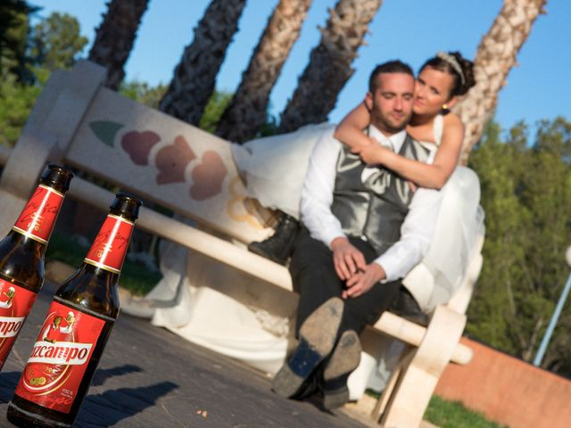 La boda de Vanessa y Javi en L' Alcora, Castellón 37