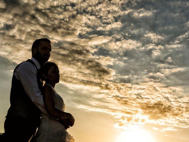 La boda de Vanessa y Javi en L' Alcora, Castellón 1