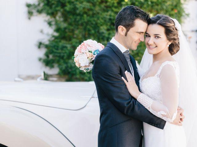 La boda de Amanda y Miguel Ángel
