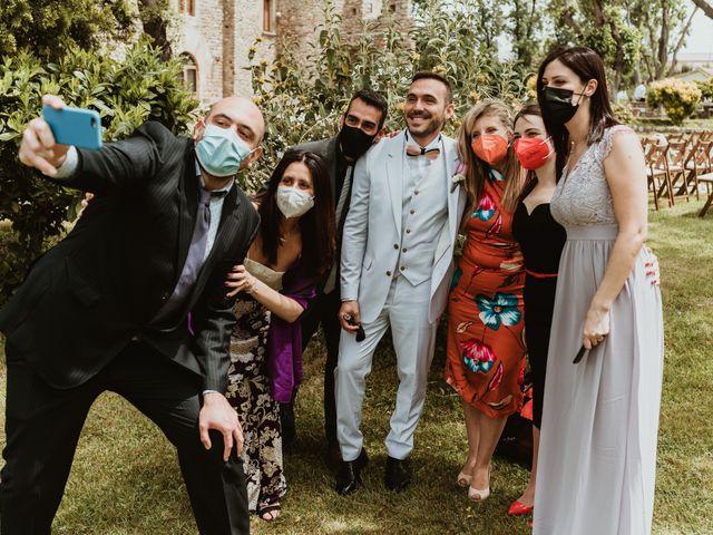 La boda de Suam y Dani en Parets Del Valles, Barcelona 47