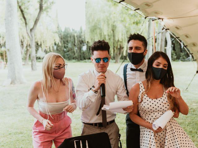 La boda de Suam y Dani en Parets Del Valles, Barcelona 110