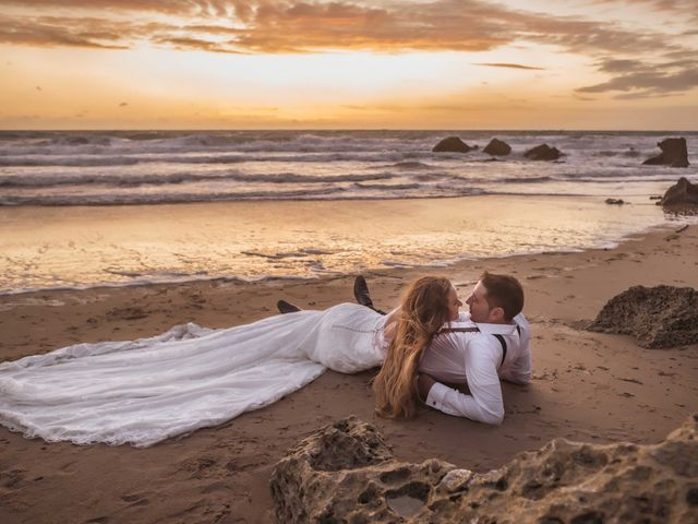 La boda de Tamara y Jorge en Arcos De La Frontera, Cádiz 10
