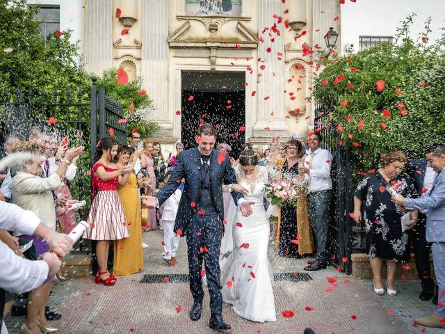La boda de Tamara y Jorge en Arcos De La Frontera, Cádiz 11