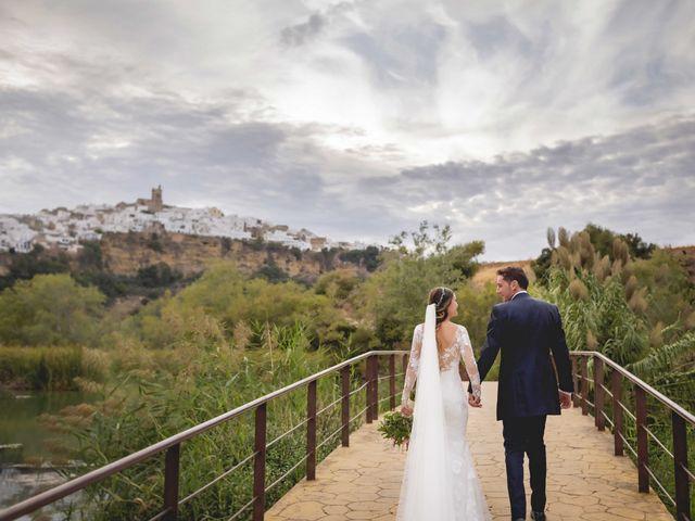 La boda de Tamara y Jorge en Arcos De La Frontera, Cádiz 12