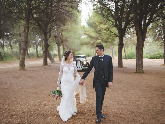 La boda de Tamara y Jorge en Arcos De La Frontera, Cádiz 16