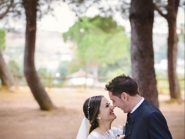 La boda de Tamara y Jorge en Arcos De La Frontera, Cádiz 17
