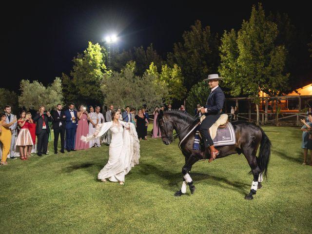 La boda de Tamara y Jorge en Arcos De La Frontera, Cádiz 20