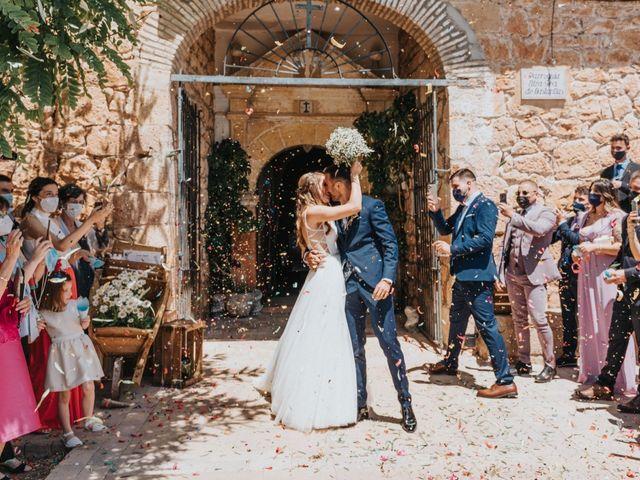 La boda de Kike y Ana  en Radiquero, Huesca 1