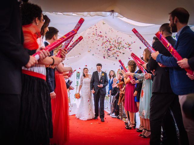 La boda de Ignasi  y Anna  en Vilagrassa, Lleida 2