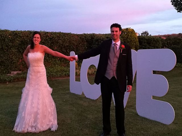 La boda de Ignasi  y Anna  en Vilagrassa, Lleida 42