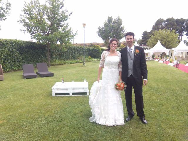 La boda de Ignasi  y Anna  en Vilagrassa, Lleida 43