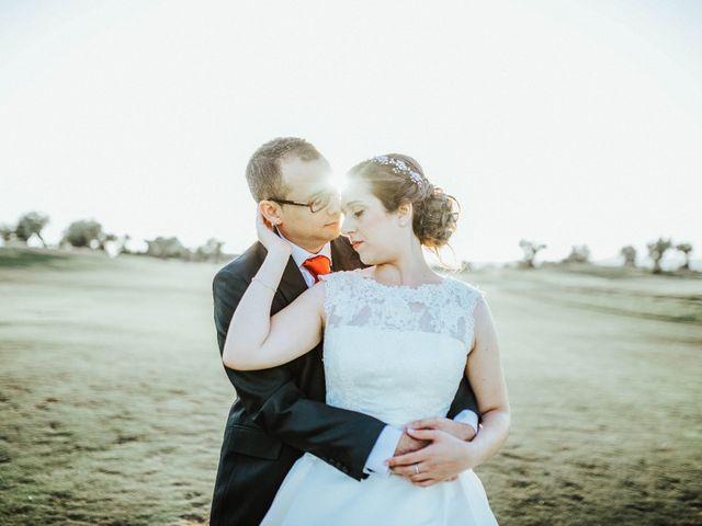 La boda de Celia y Oscar