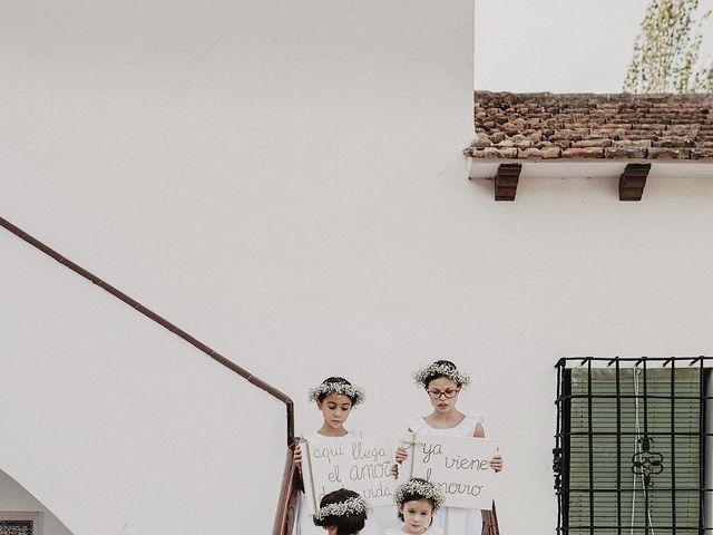 La boda de Javier y María en Ciudad Real, Ciudad Real 58