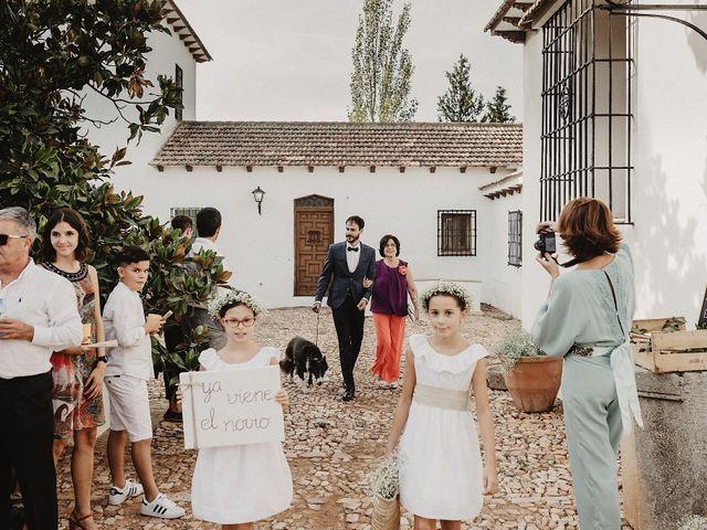La boda de Javier y María en Ciudad Real, Ciudad Real 59