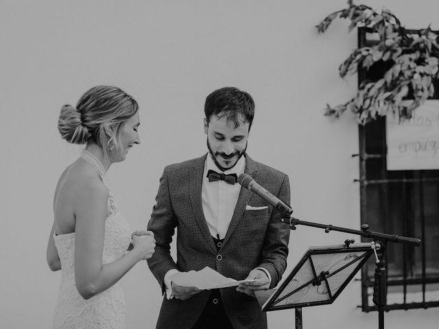La boda de Javier y María en Ciudad Real, Ciudad Real 75
