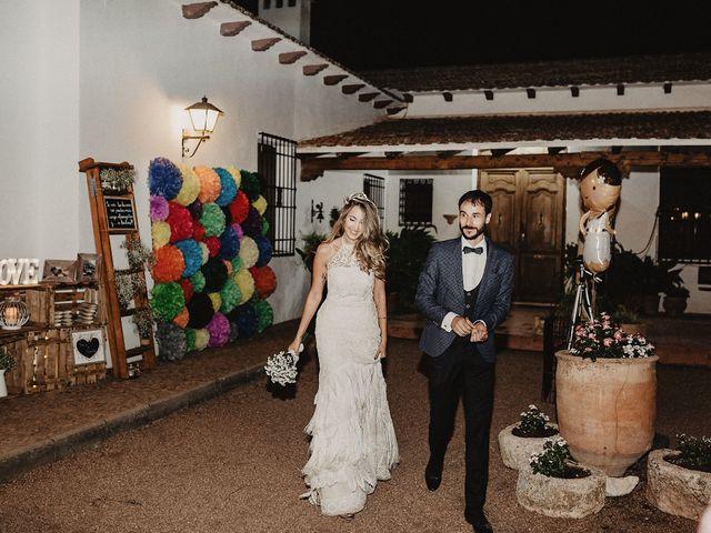 La boda de Javier y María en Ciudad Real, Ciudad Real 127