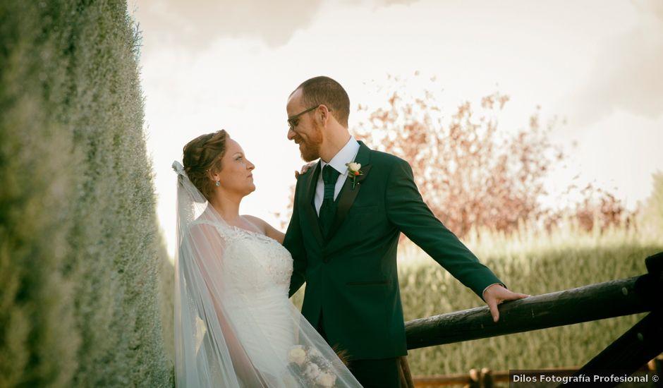 La boda de Rory y Cristina en Los Navalucillos, Toledo