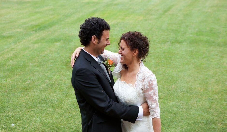 La boda de Ignasi  y Anna  en Vilagrassa, Lleida