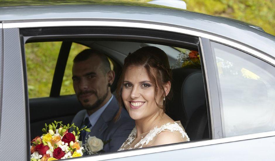 La boda de Rubén y Itziar en Berango, Vizcaya