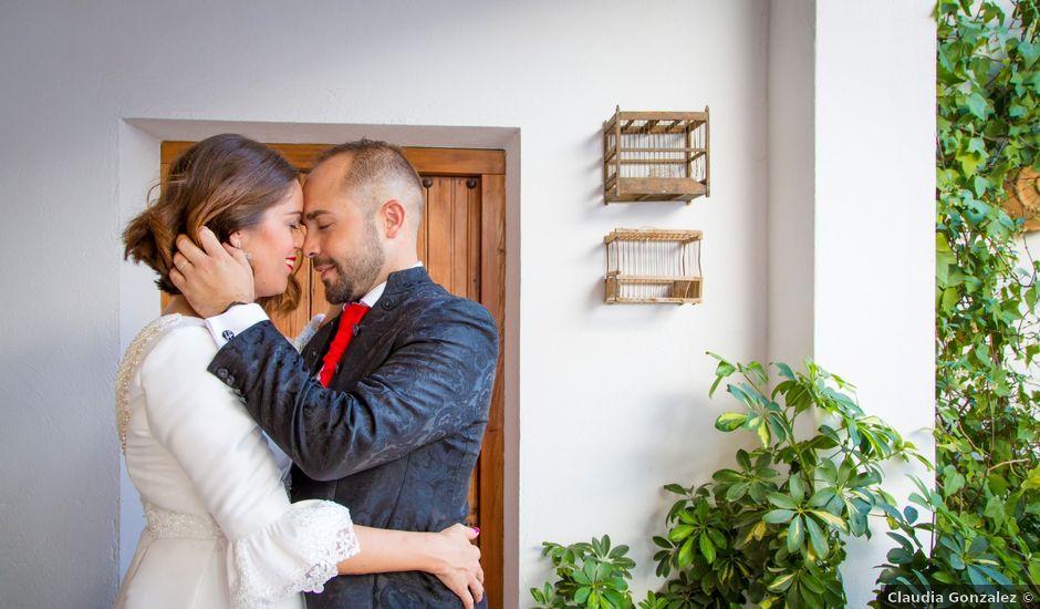 La boda de Juan y Azahara en Mota Del Cuervo, Cuenca