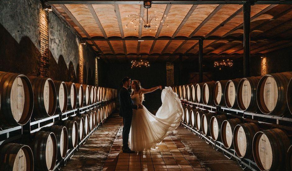 La boda de Kike y Ana  en Radiquero, Huesca