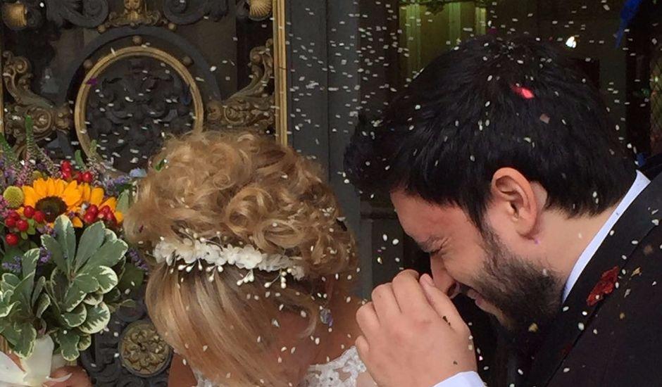 La boda de Guillermo y Cristina en A Coruña, A Coruña