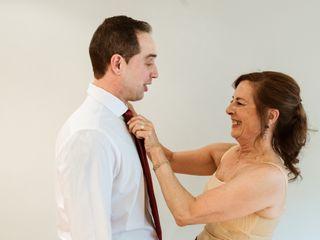 La boda de Isabel y Rubén 2