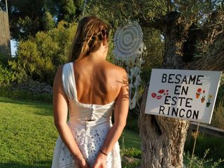 La boda de Ana y Isaac 1