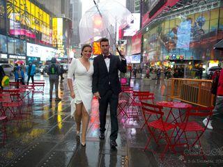La boda de Sara  y Aday