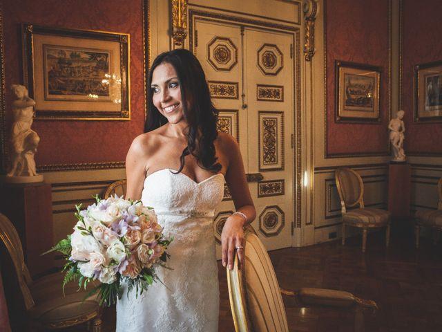 La boda de Julio y Melissa en Sant Vicenç De Montalt, Barcelona 15