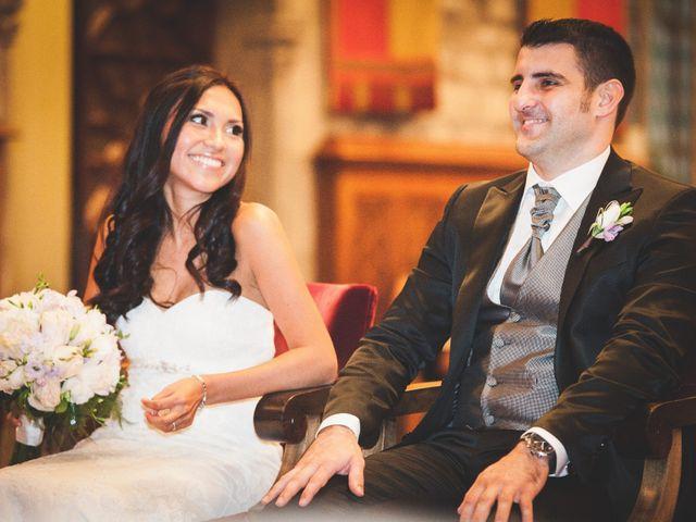 La boda de Julio y Melissa en Sant Vicenç De Montalt, Barcelona 21