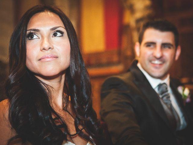 La boda de Julio y Melissa en Sant Vicenç De Montalt, Barcelona 24