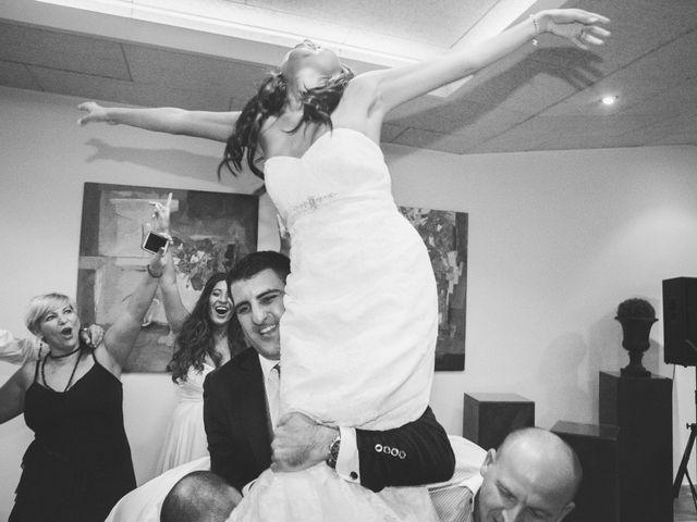 La boda de Julio y Melissa en Sant Vicenç De Montalt, Barcelona 52