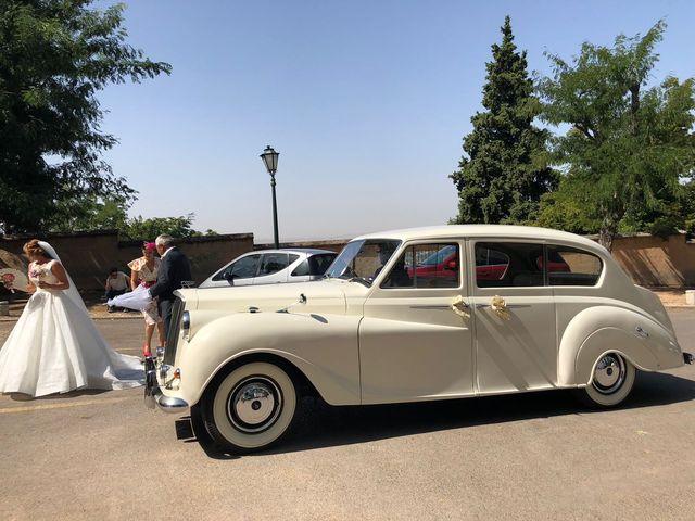 La boda de Juan   y Alba  en Granada, Granada 4
