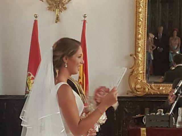 La boda de Juan   y Alba  en Granada, Granada 9