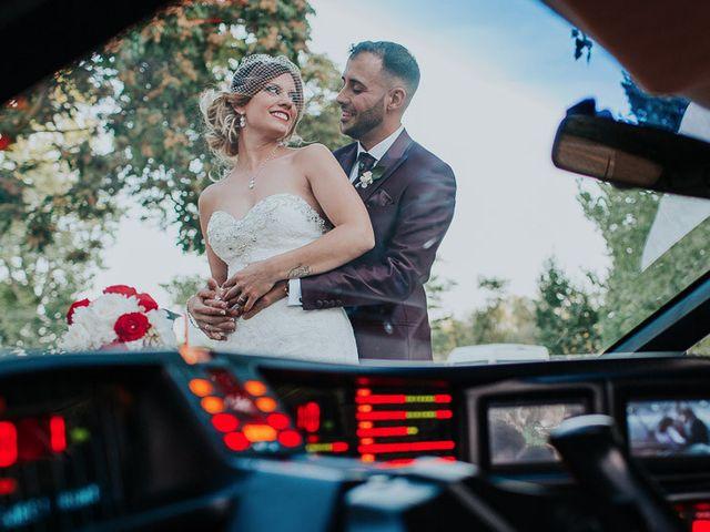 La boda de Alba y Ruben