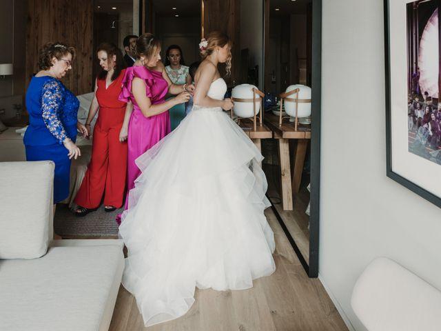 La boda de David y Elena en Peralada, Girona 12