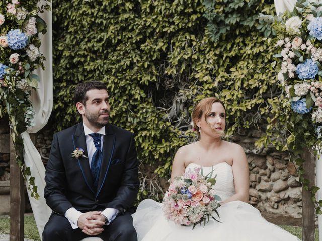 La boda de David y Elena en Peralada, Girona 13