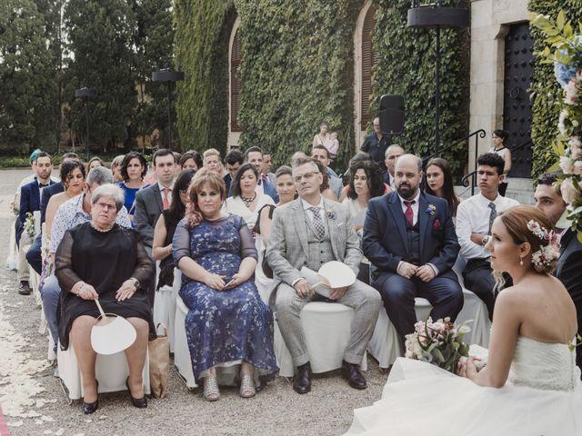 La boda de David y Elena en Peralada, Girona 14