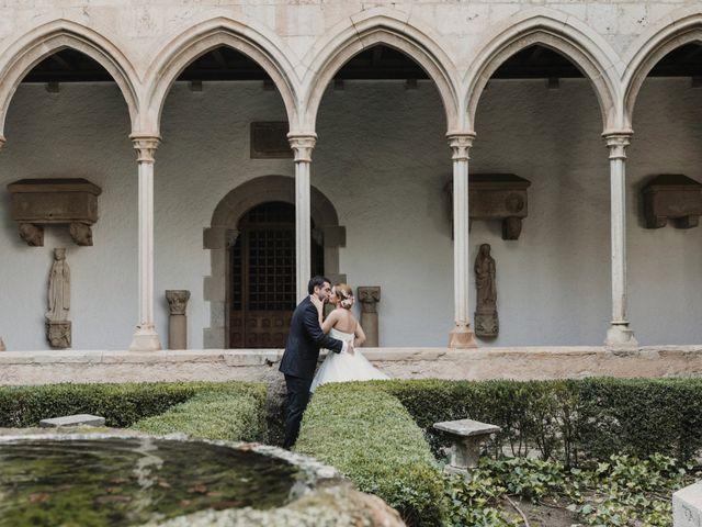 La boda de David y Elena en Peralada, Girona 18
