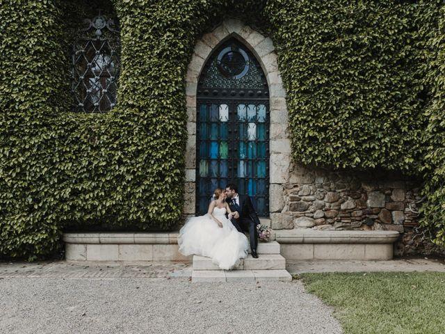 La boda de David y Elena en Peralada, Girona 22