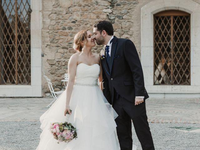 La boda de David y Elena en Peralada, Girona 25