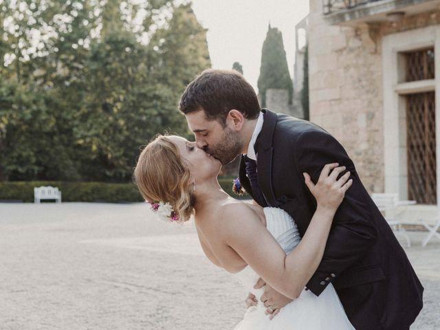 La boda de David y Elena en Peralada, Girona 1