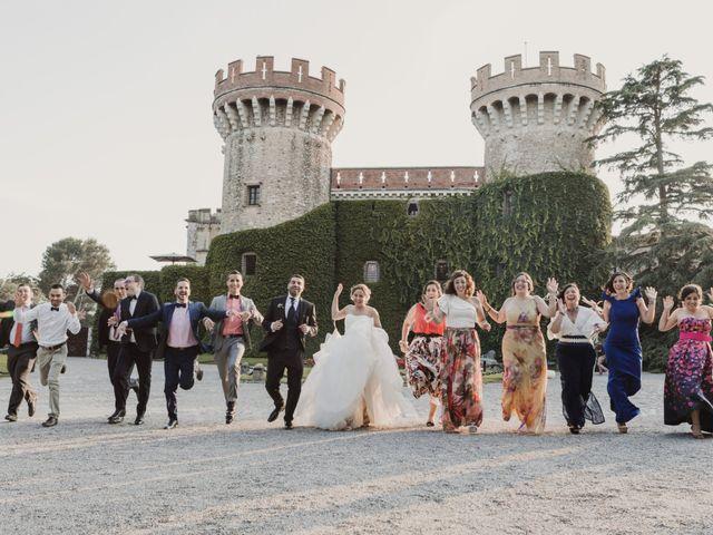 La boda de David y Elena en Peralada, Girona 27