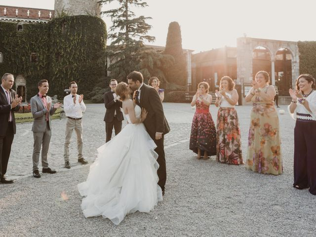 La boda de David y Elena en Peralada, Girona 28