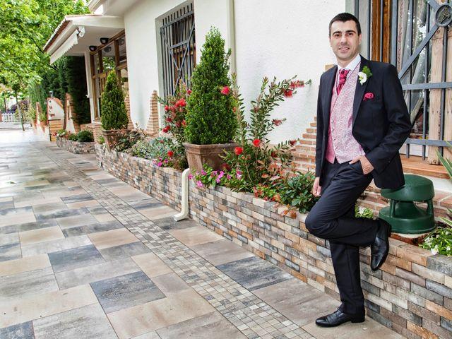 La boda de Carlos y Raquel en Illescas, Toledo 1