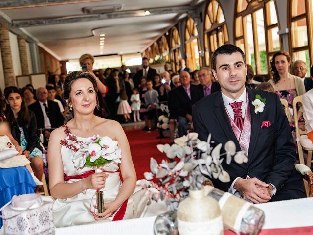 La boda de Carlos y Raquel en Illescas, Toledo 3