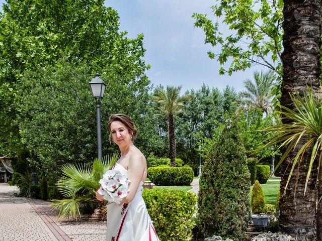 La boda de Carlos y Raquel en Illescas, Toledo 8