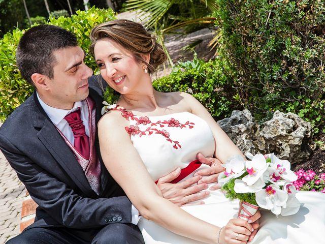 La boda de Carlos y Raquel en Illescas, Toledo 10