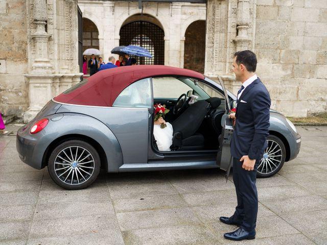 La boda de Rubén y Isabel en Burgos, Burgos 27